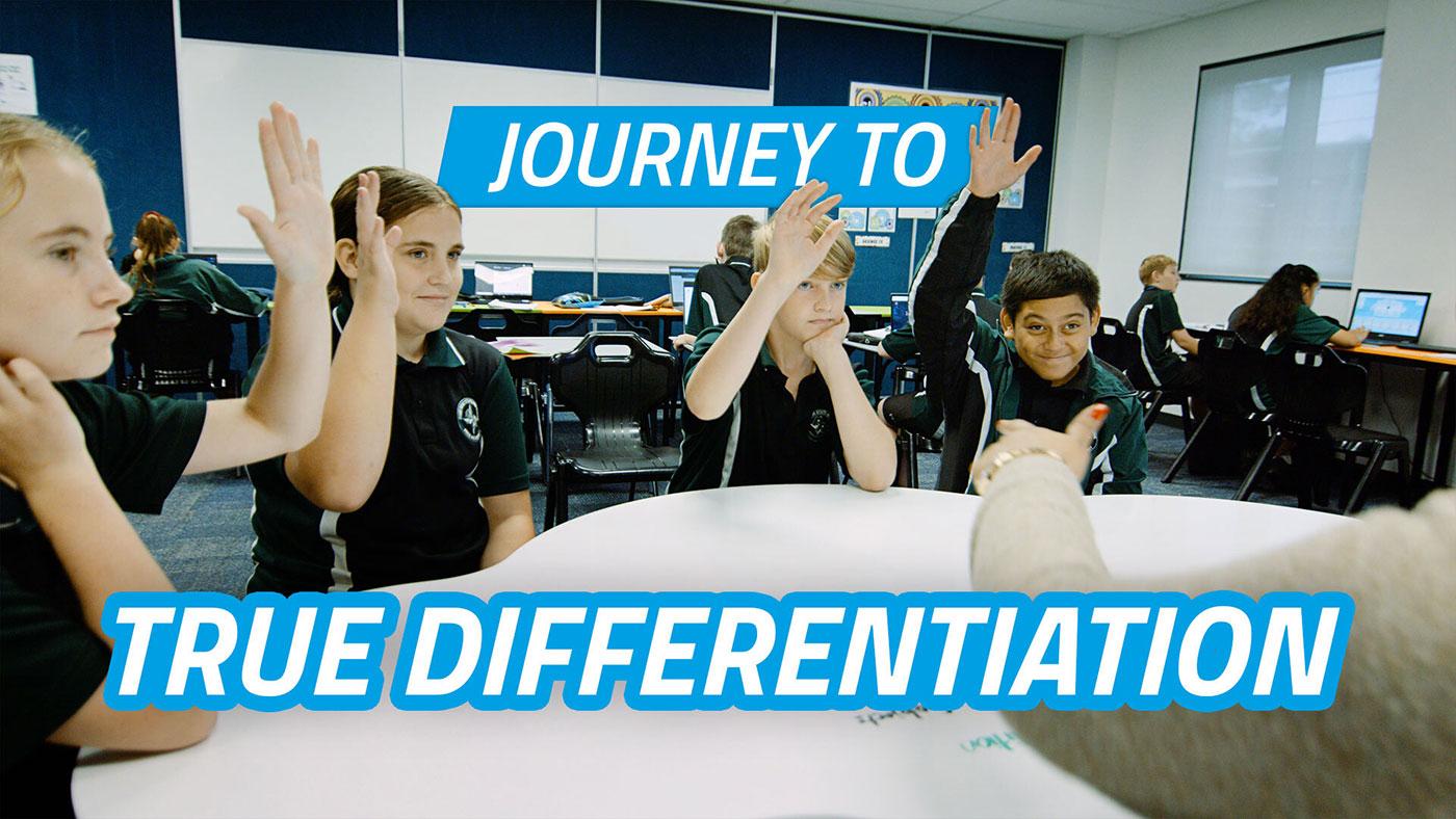 Journey to True Differentiation